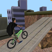 Game PEPI Bike 3D apk for kindle fire