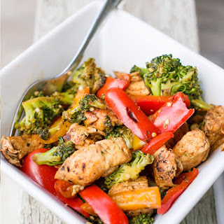 Mexican Stir Fry Chicken Recipes