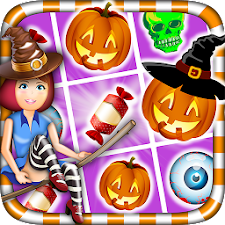 Witch Puzzle Halloween