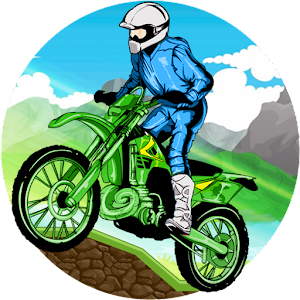 MX Motocross Hill Climb Race
