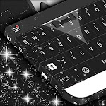Keyboard Theme Black Apk