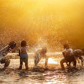 ^_^ by Jeerasak Chaisongmuang - Babies & Children Children Candids