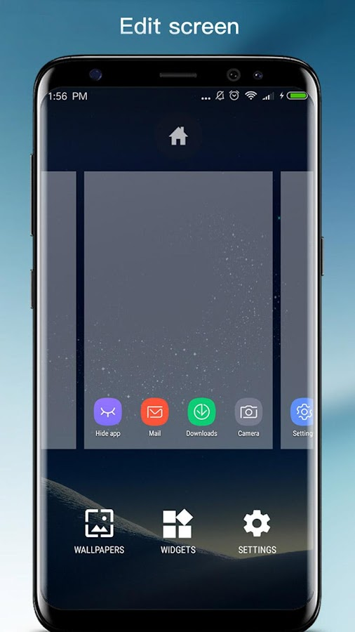 S S8 Launcher - Galaxy S8 Launcher, theme, cool Screenshot 5