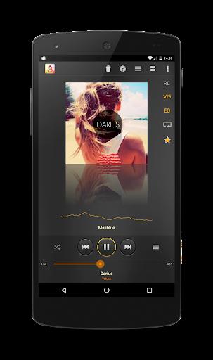 Madsonic Media Streamer PRO - screenshot