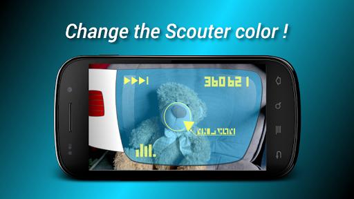 Scouter Power Glasses Pro - screenshot