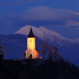 Goodnight by Branko Frelih - Landscapes Travel (  )