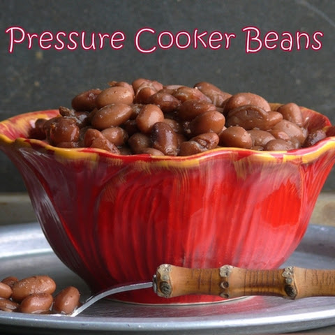 Pressure Cooker Beans
