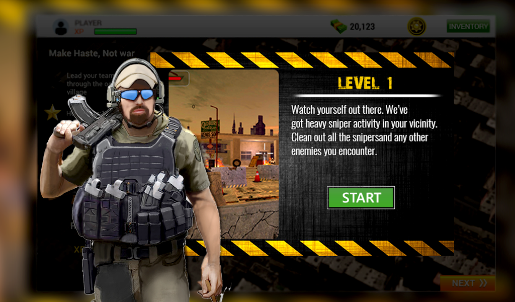 Army Commando Assault Screenshot 14