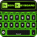 App Green Neon Keyboard Themes APK for Kindle