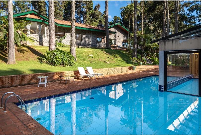 Casa com 6 dormitórios à venda, 1198 m² por R$ 13.000.000 - Toriba - Campos do Jordão/SP