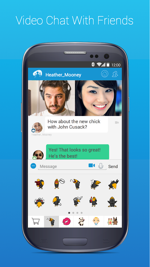 Paltalk - Free Video Chat Screenshot 1