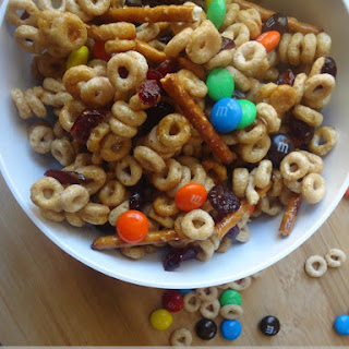 Sweet Cheerios Mix