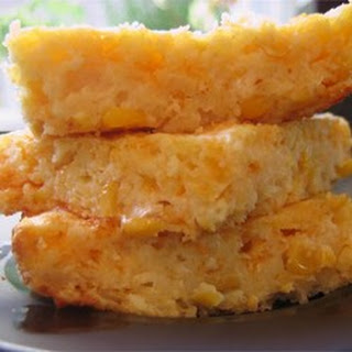 Cheddar Cheese Cornbread Casserole Recipes
