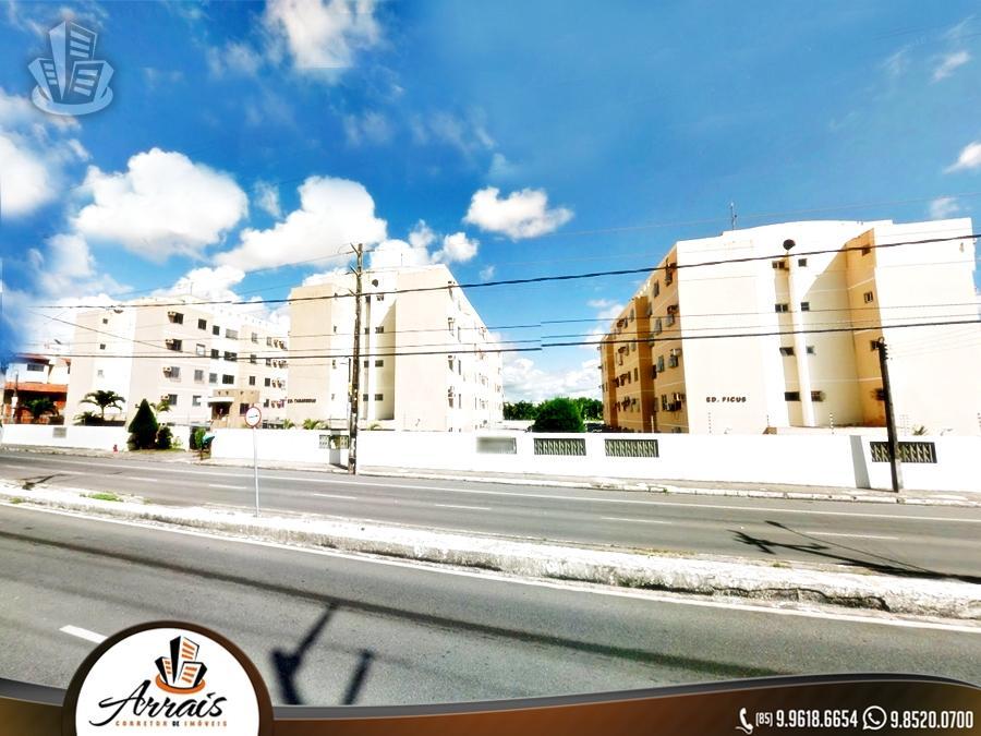 Apartamento no Itaperi - 2 quartos