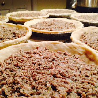 Tourtiere With Potatoes Recipes