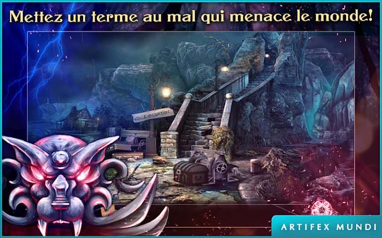 android Sombre héritage (Full) Screenshot 11