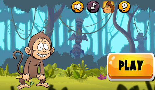 Banana Jungle Run - screenshot