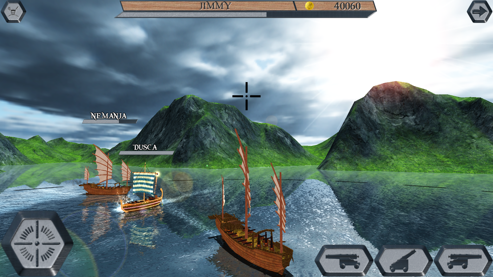 World Of Pirate Ships Screenshot 6