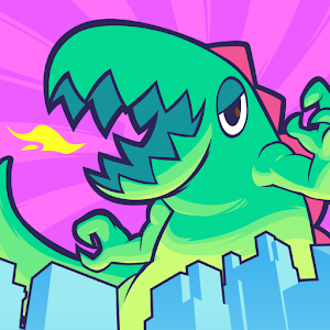 Kaiju Rush For PC (Windows & MAC)