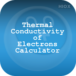 Download Electrons Thermal Conductivity for Windows Phone