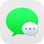 Free iMessenger for iPhone 8 - Message OS 11 (NEW) APK for Windows 8