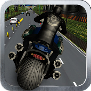 Highway Bike Race  3D