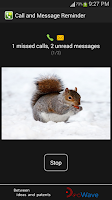 Screenshot of Smart Call Reminder