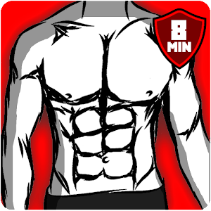 Workout ABS. Lose all fat with AppFit