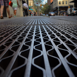 NYC Street by Rob Kovacs - Artistic Objects Other Objects