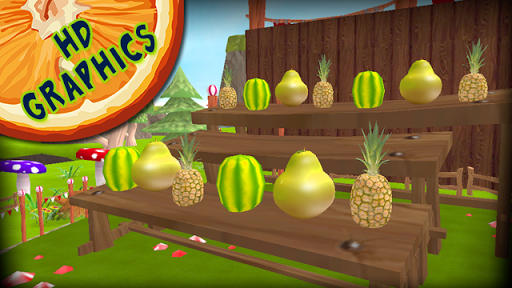 Fruit Shoot 3D - Splash