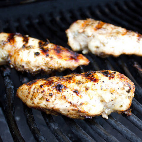 Greek Marinade for Grilled Chicken