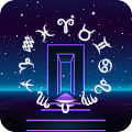 App Neon Gate Horoscope Theme APK for Kindle