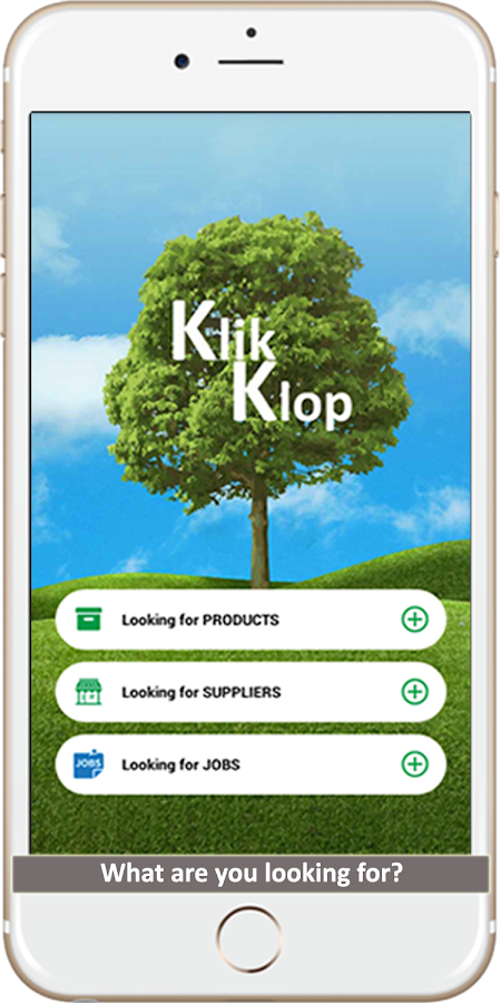 KlikKlop Screenshot