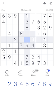 Sudoku - Sudoku puzzle, Brain game, Number game for pc