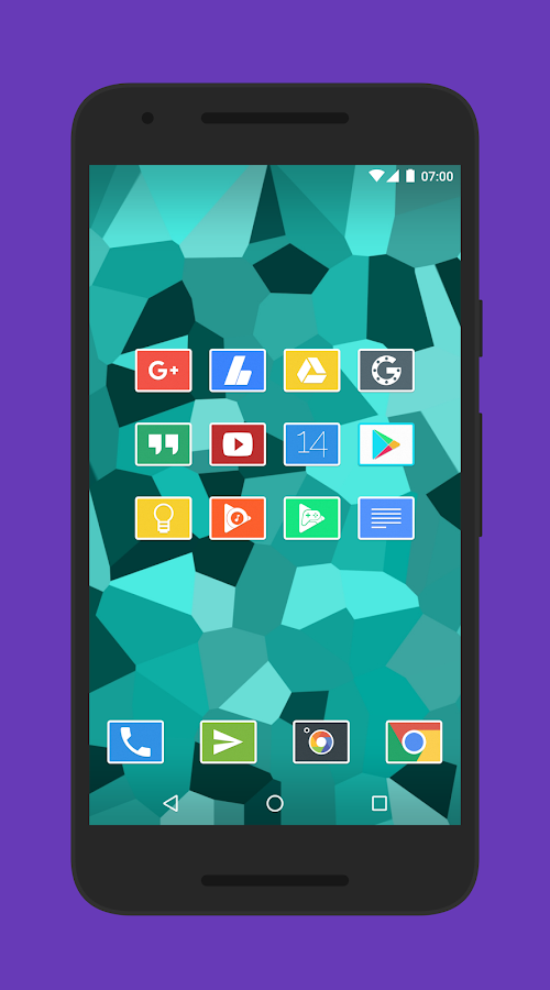 Lai - Icon Pack Screenshot 3