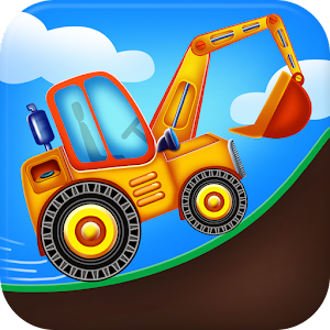 Kids Builder Trucks-Repair,Wash,Fuel Driving Game Online PC (Windows / MAC)