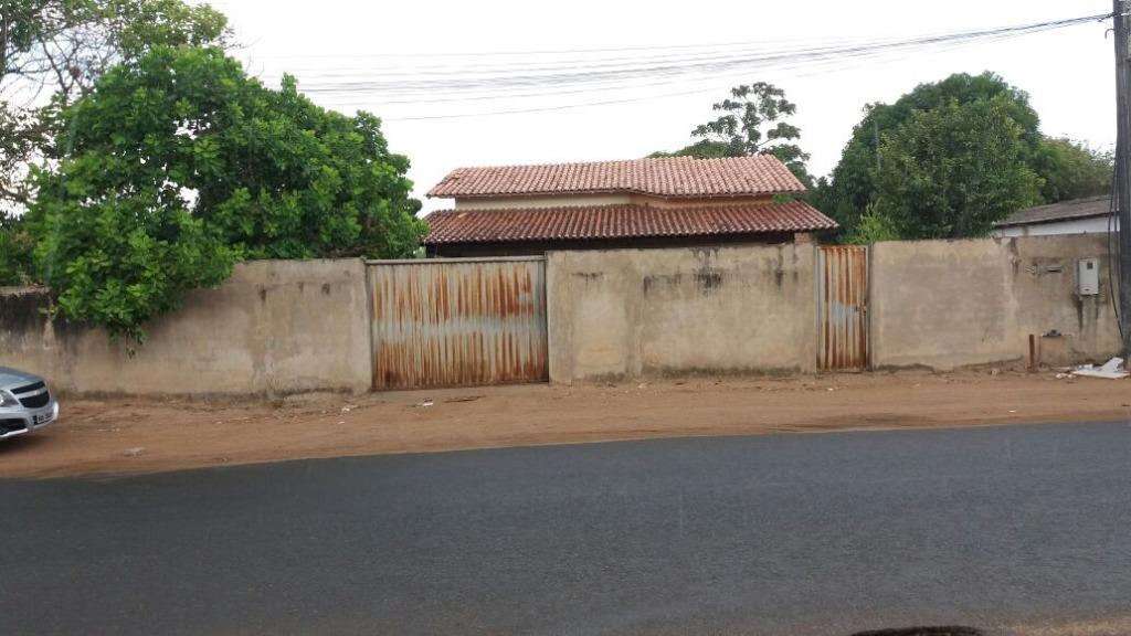 Casa residencial à venda, Santa Tereza, Boa Vista.