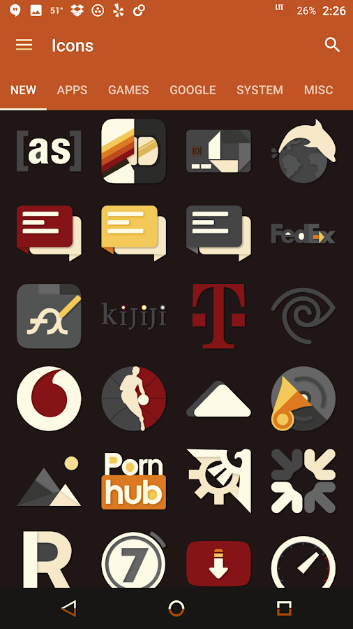 Saturate - Free Icon Pack Screenshot 16