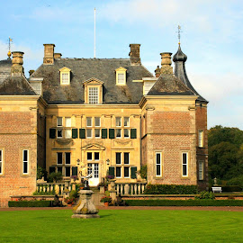 Castle Weldam at Markelo - Holland by Bob Has - Buildings & Architecture Public & Historical ( weldam, holland, castle, markelo )