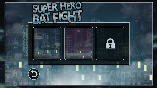 Superhero Bat Fight - screenshot