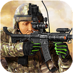 Counter Terrorist Sniper Attack Army Shoot Strike Icon