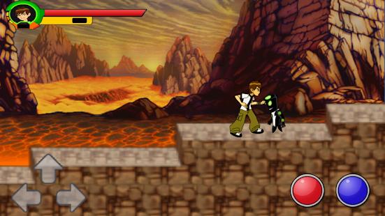 Free Ben Fight Super Alien Rescue APK for Windows 8