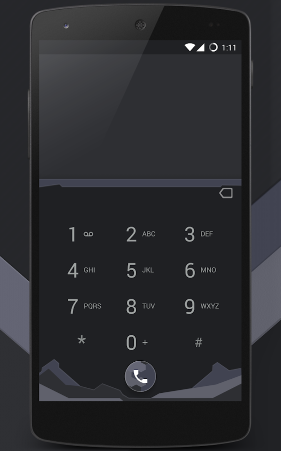 Black Mech CM13 / CM12 THEME Screenshot 3