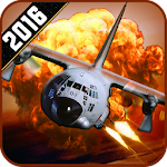 Airstrike Gunship Battle Icon