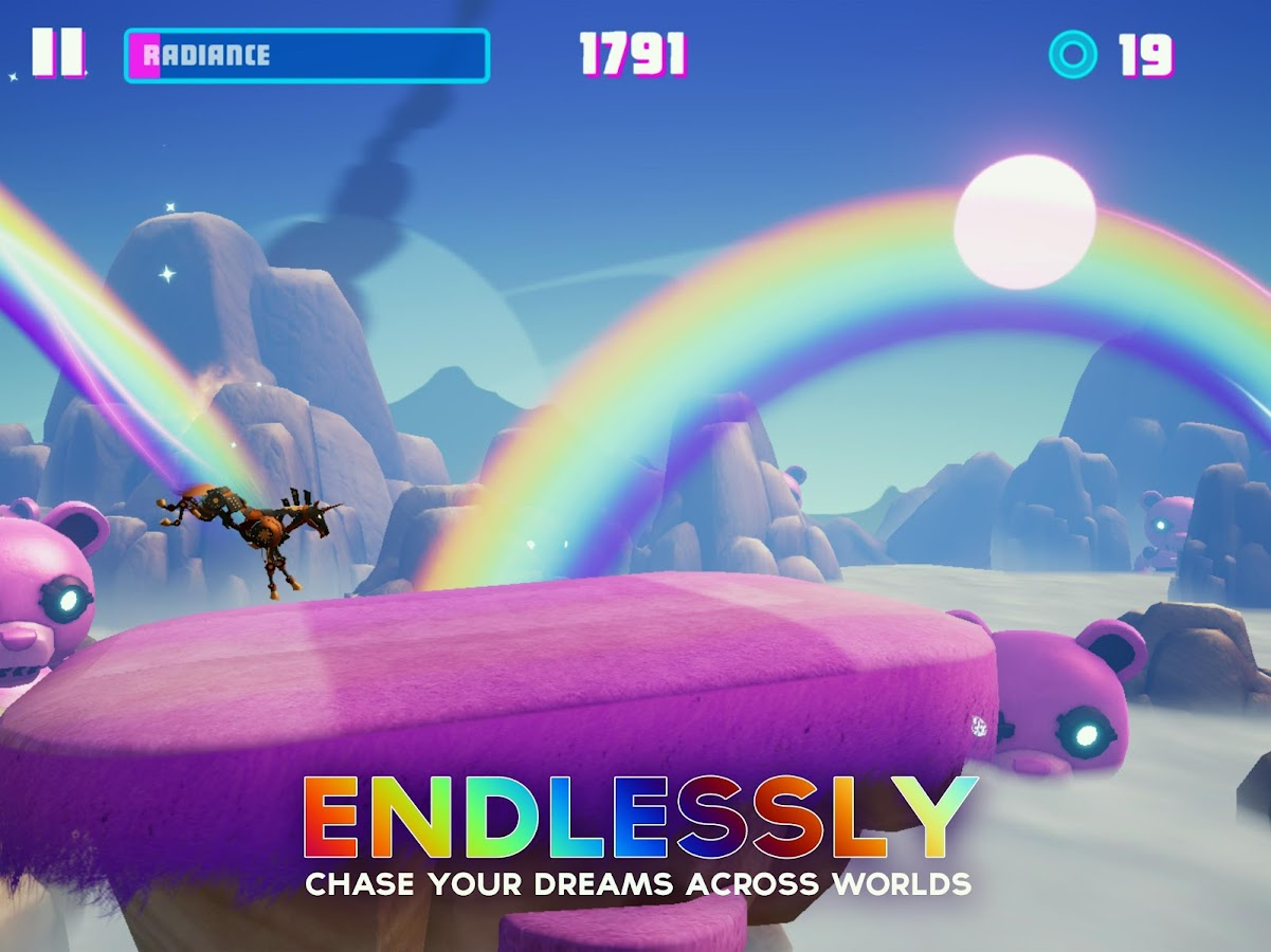 Robot Unicorn Attack 3 Screenshot 11