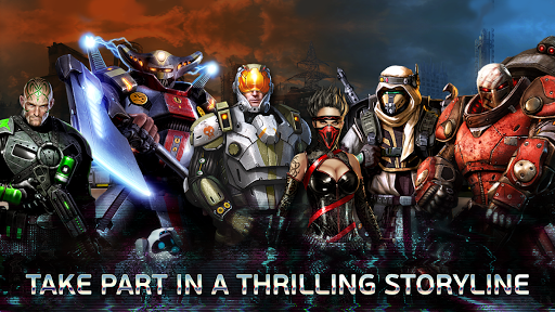 Evolution: Battle for Utopia screenshot 13