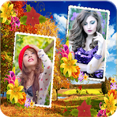Beautiful Dual Photo Frames APK for iPhone