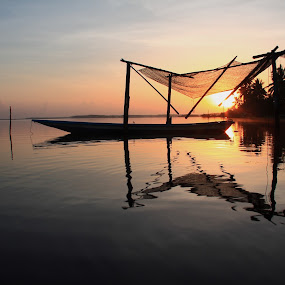 in jubakar tumpat,kelanatan by Khairur Rijal Pauzi - Landscapes Sunsets & Sunrises ( canon, instagram, people, human, landsrise )
