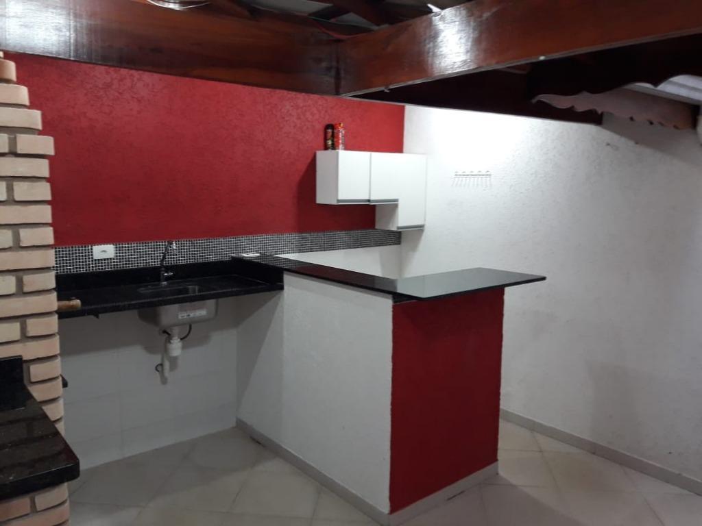 [Casa residencial à venda, Jardim Colônia, Jundiaí - CA1302.]