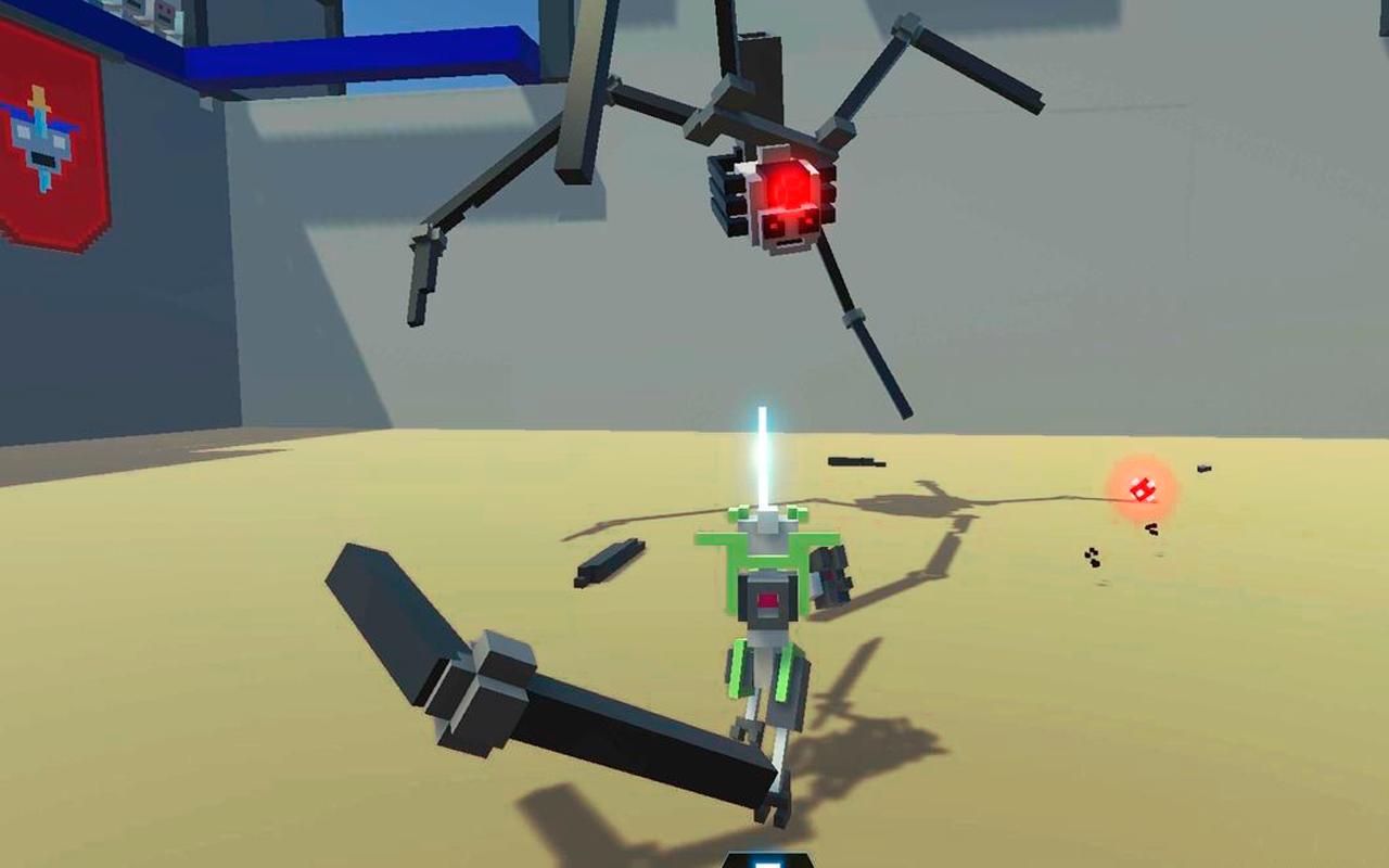 Clone Drones Dangerous Zones 이미지[4]